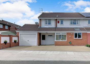Thumbnail 5 bed semi-detached house for sale in Banbury Way, Blyth