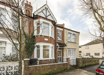 Thumbnail 3 bed terraced house for sale in Elthorne Park Road, Hanwell