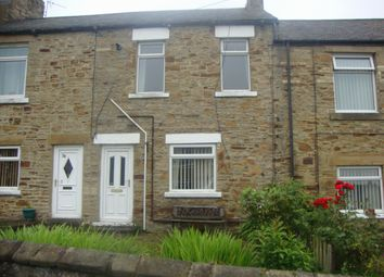 Thumbnail 2 bedroom terraced house for sale in West Terrace, Billy Row, Crook