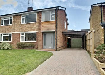 Thumbnail 3 bed semi-detached house for sale in Coombe Gardens, Berkhamsted, Hertfordshire