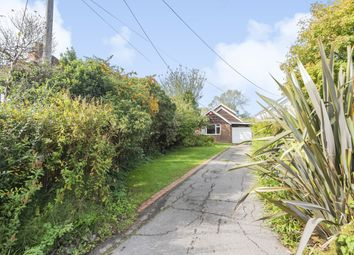 Thumbnail 3 bed detached bungalow for sale in Ramsdean Road, Stroud