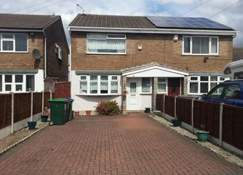 Thumbnail 4 bed semi-detached house for sale in Witton Lane, West Bromwich, West Midlands