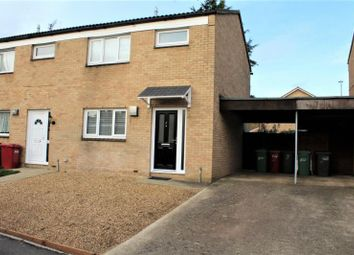 Thumbnail 3 bed semi-detached house to rent in Northmead Road, Slough
