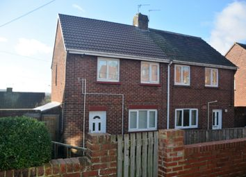 Thumbnail 1 bed semi-detached house to rent in Deneside, Lanchester, Co Durham