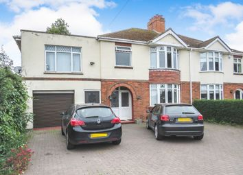 Thumbnail 4 bed semi-detached house for sale in Park Road, Long Sutton, Spalding