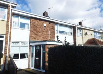 Thumbnail 3 bed terraced house for sale in Longfellow Walk, Hartlepool, Durham