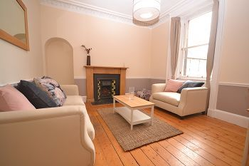 Thumbnail 1 bedroom flat to rent in Deanhaugh Street, Edinburgh, Available Now