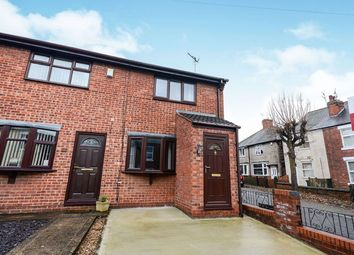 Thumbnail 2 bed terraced house to rent in Eyre Street East, Chesterfield
