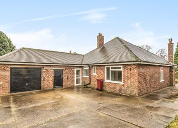 Thumbnail 3 bed detached bungalow for sale in Earlsgate, Winterton, Scunthorpe