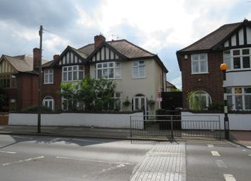 Thumbnail 3 bed semi-detached house for sale in The Gables, Sherwood Rise, Nottingham