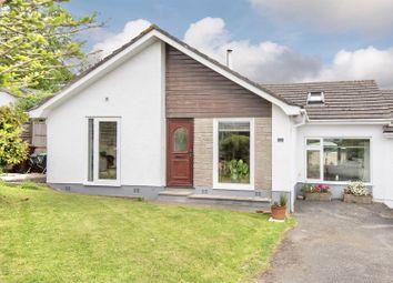 Thumbnail 2 bed semi-detached bungalow for sale in Parc Peneglos, Mylor Bridge, Falmouth