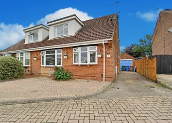 Thumbnail 3 bedroom bungalow for sale in Thornton Grove, Preston, Hull, East Riding Of Yorkshire