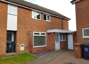 Thumbnail 3 bed terraced house for sale in Derwent Court, Willington, Derby