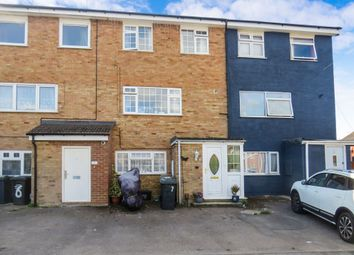 Thumbnail 4 bedroom town house for sale in Orpington Close, Luton