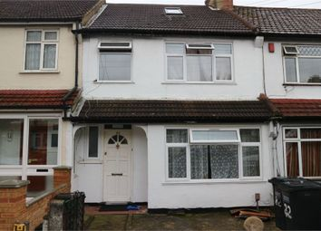 Thumbnail 7 bed terraced house for sale in Harcourt Road, Thornton Heath, Surrey