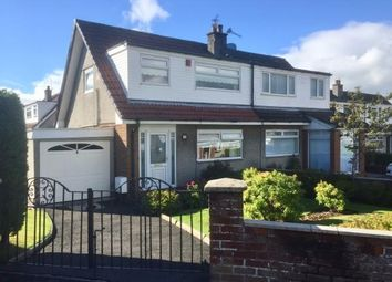 Thumbnail 3 bed semi-detached house for sale in Truro Avenue, Moodiesburn, Glasgow