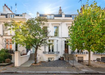 Thumbnail 4 bed terraced house for sale in Abingdon Villas, Kensington, London