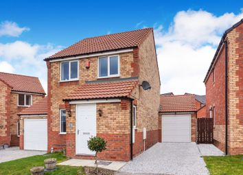 3 bed detached house for sale in Plowes Way, Knottingley WF11