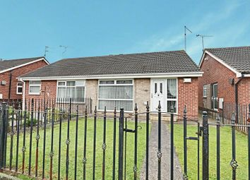 Thumbnail 2 bed semi-detached bungalow for sale in Stonesdale, Sutton-On-Hull, Hull