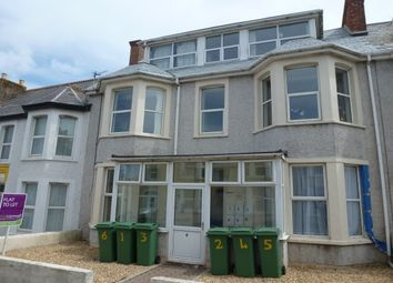 Thumbnail 1 bed flat to rent in Higher Tower Road, Newquay