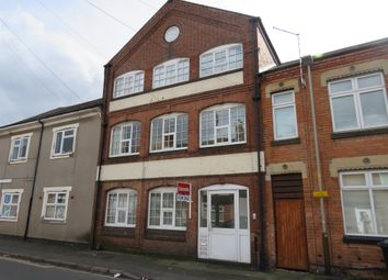 Thumbnail 2 bed flat for sale in Cavendish Road, Aylestone, Leicester