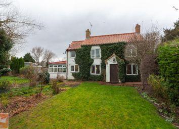 Thumbnail 3 bed cottage for sale in Church Lane, East Drayton, Retford