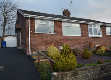 Thumbnail 2 bedroom semi-detached bungalow for sale in Colton Close, Dunston, Chesterfield
