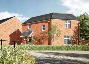3 bed detached house for sale in Broadmeadow Park, Abby Road, Sandbach CW11