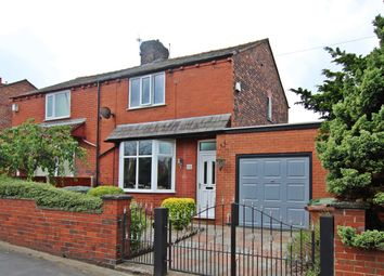 Thumbnail 3 bed semi-detached house for sale in Marshalls Cross Road, St Helens