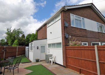 Thumbnail 2 bed maisonette for sale in Cheyne Way, Farnborough