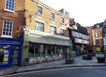 Thumbnail Commercial property for sale in Bistro Jacques, 77/77A, Mardol, Shrewsbury
