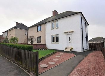 Thumbnail 3 bed semi-detached house for sale in Calder Drive, Bellshill
