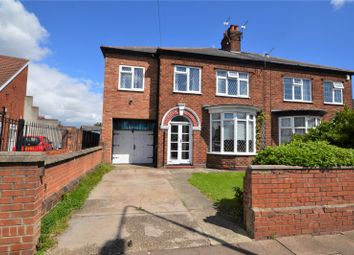 Thumbnail 4 bed semi-detached house for sale in Queen Mary Avenue, Cleethorpes