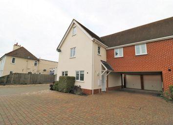 Thumbnail 4 bed link-detached house for sale in Clacton Road, Elmstead, Elmstead, Essex