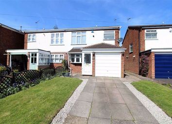 3 bed semi-detached house for sale in Chartwell Close, Dudley DY1