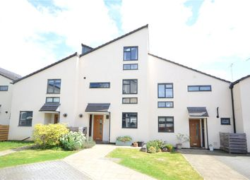 Thumbnail 4 bed terraced house for sale in Field View, Caversham, Reading