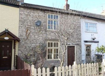 Thumbnail 2 bed terraced house to rent in Low Street, South Milford, Leeds