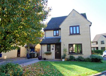 Thumbnail 4 bed detached house for sale in Stanton Close, Witney