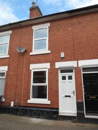 Thumbnail 2 bedroom terraced house to rent in Wolfa Street, Derby City