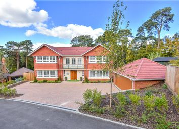 Thumbnail 5 bedroom detached house for sale in Heath Rise, Camberley, Surrey