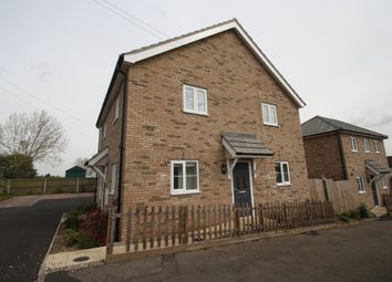 Thumbnail 2 bedroom semi-detached house for sale in The Square, Clarendon Road, Haverhill