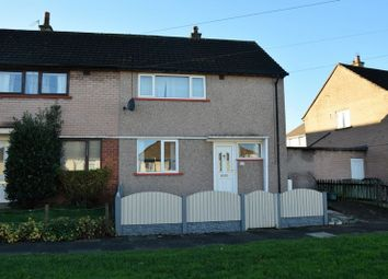 Thumbnail 2 bed semi-detached house to rent in Whinsmoor Drive, Harraby, Carlisle