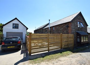 Thumbnail 3 bed semi-detached house for sale in Stibb, Bude
