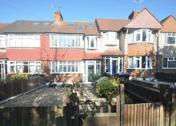 Thumbnail 4 bed terraced house for sale in Hillcross Avenue, Morden