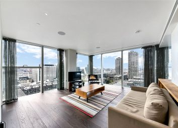 Thumbnail 3 bed flat for sale in The Heron, City Of London