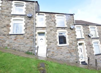 3 bed terraced house for sale in Upper Cross Street, Tirphil, New Tredegar NP24