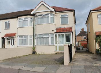 Thumbnail 3 bedroom terraced house for sale in Cowland Avenue, Ponders End, Enfield