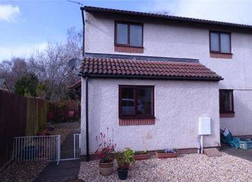 Thumbnail 2 bed flat for sale in Sunningdale Close, Carlisle, Cumbria