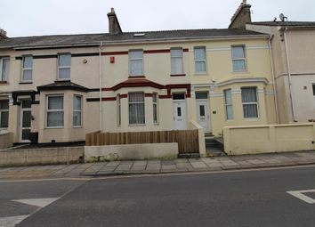 Thumbnail 4 bed terraced house for sale in Grenville Road, Plymouth