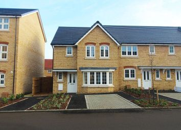 Thumbnail 3 bed detached house for sale in Duffet Drive, Winnersh